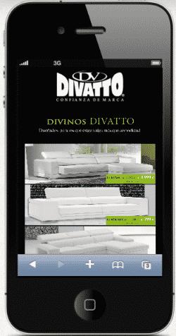Divatto web móvil