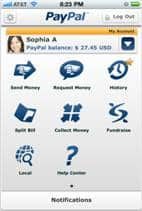 iPhone Paypal