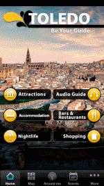 Mejor aplicación móivil de tuirsmo cultural Be your guide - Toledo