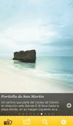 Mejor aplicación móvil de turismo de sol y playa: AsturPlaya