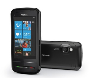 Windows Phone 7 en Nokia