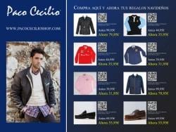 campaña con códigos QR de Paco Cecilio